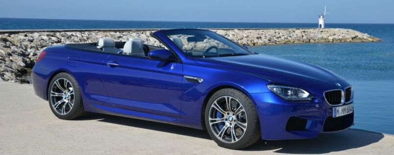 vorstellung bmw m6 cabrio rausholen was geht auto tagesspiegel. Black Bedroom Furniture Sets. Home Design Ideas