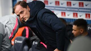 Thomas Tuchel hat bei Paris Saint-Germain alles im Blick.