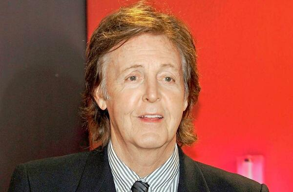 Fordert einen Veggie Day: Paul McCartney.