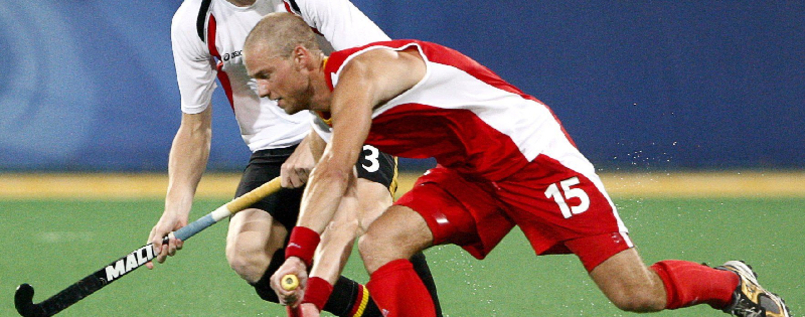 Peking 2008 - Hockey