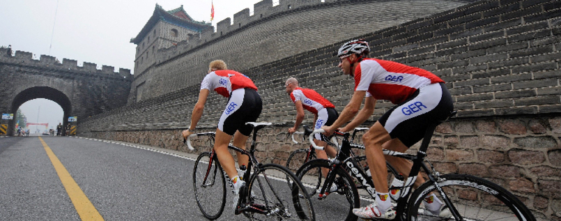 Peking 2008 - Radsport