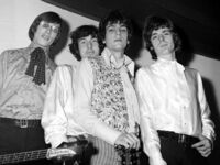 Pink Floyd 1967: Roger Waters, Nick Mason, Syd Barrett, Rick Wright.