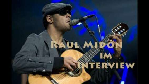 Raul Midon im Interview (Podcast)