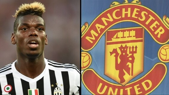 Rekordtransfer perfekt: Manchester United holt Paul Pogba