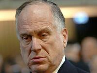 Ronald S. Lauder, Präsident des World Jewish Congress (WJC), fotografiert im September 2012 in Köln. Foto: dpa
