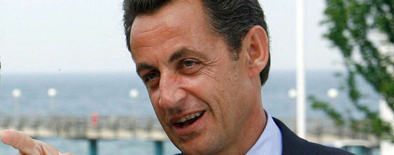 Sarkozy in Heiligendamm