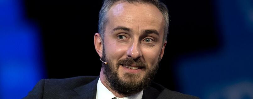 TV-Entertainer Jan Böhmermann.
