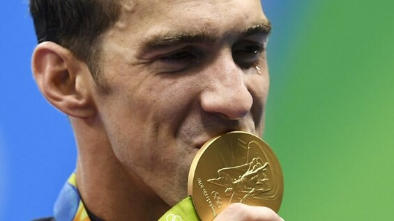 Schwimm-Star Phelps holt 19. Olympia-Gold