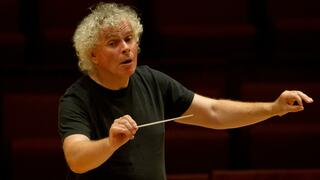Wieder in Berlin: Sir Simon Rattle