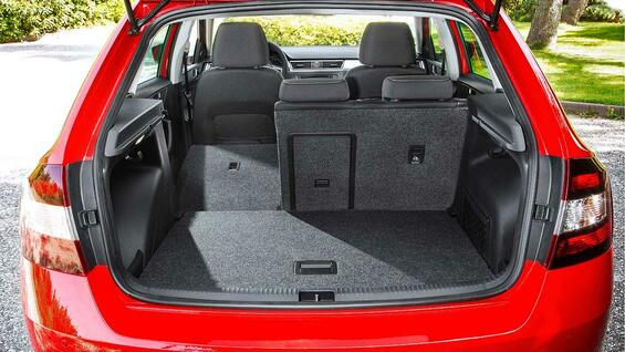 vorstellung skoda rapid spaceback willkommen im golf club. Black Bedroom Furniture Sets. Home Design Ideas