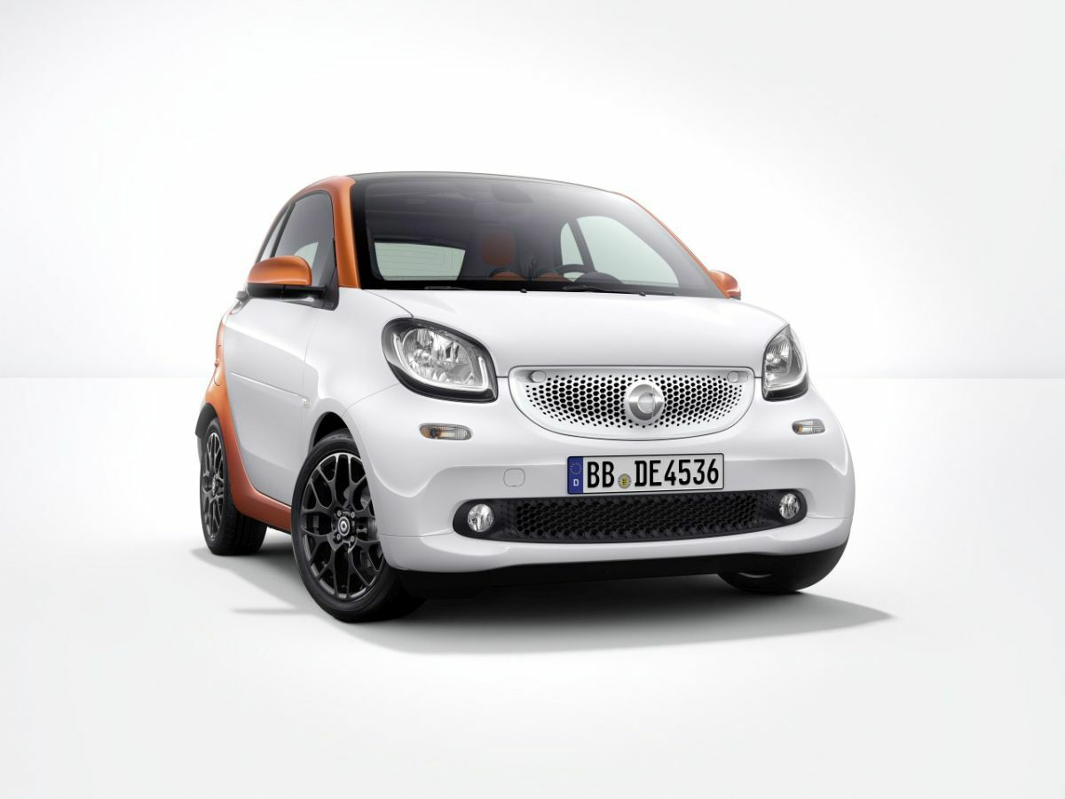 vorstellung smart fortwo in aller k rze gut auto tagesspiegel. Black Bedroom Furniture Sets. Home Design Ideas