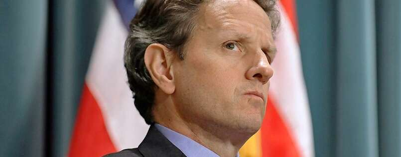 US-Finanzminister Timothy Geithner.