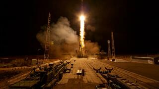 Start am 15.3.2019 in Baikonur