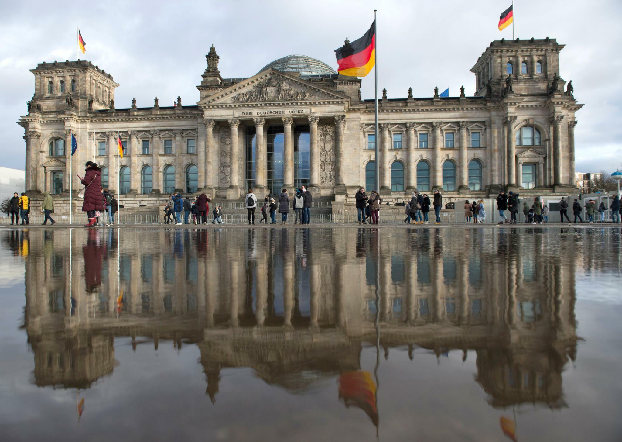 Image result for reichstag building