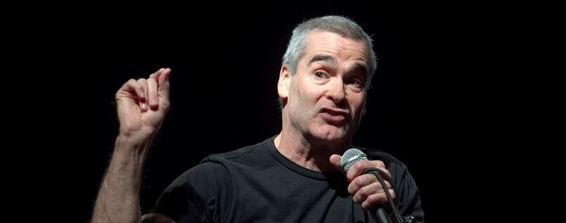 Henry Rollins.