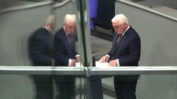 Steinmeier warnt vor 'aggressivem Nationalismus'