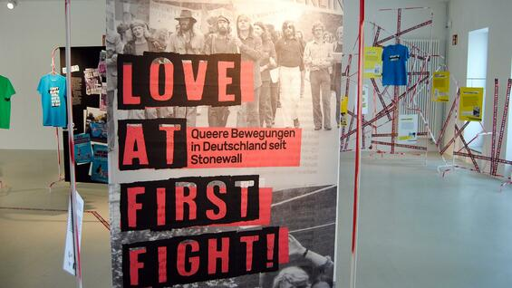 Love at First Fight! Queere Bewegungen in Deutschland seit Stonewall