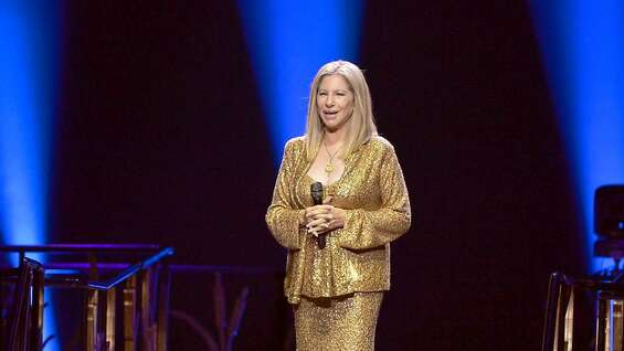 Barbra Streisand in der O2-World