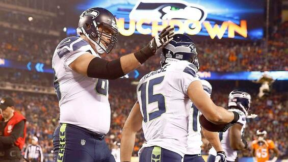 Absolute Dominanz: Die Seattle Seahawks sind NFL Champion 2014. Foto: dpa