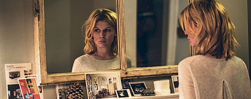 "Kate (Clémence Poésy) in ""The One Below""."