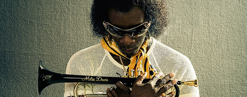 Black Beauty. Don Cheadle als Miles Davis.