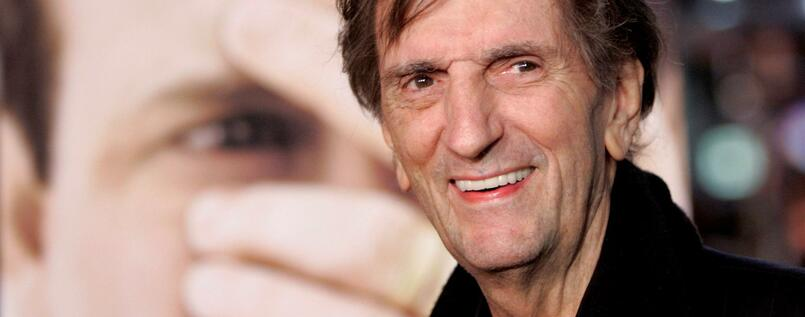 Harry Dean Stanton, hier bei einer Filmpremiere in Hollywood 2006.