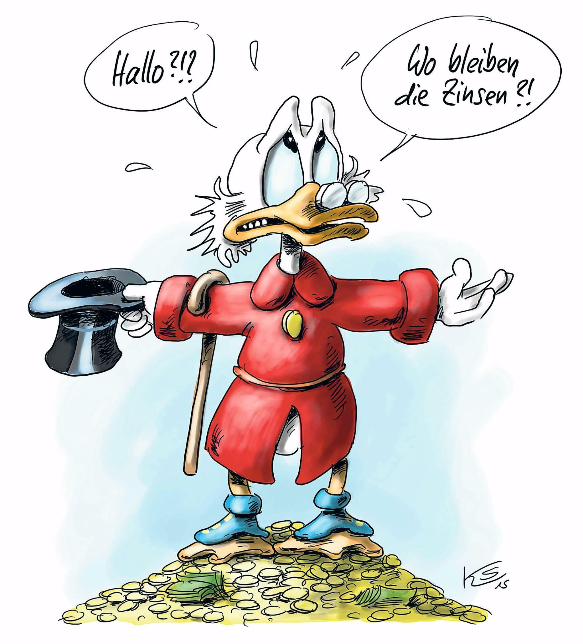 Dagobert Duck Zitate