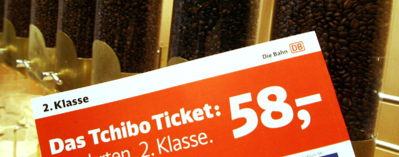 Tchibo Bahntickets