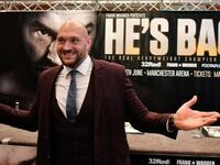 'The Mac is back': Tyson Fury kündigt Rückkehr an