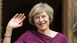Die neue Thatcher: Theresa May