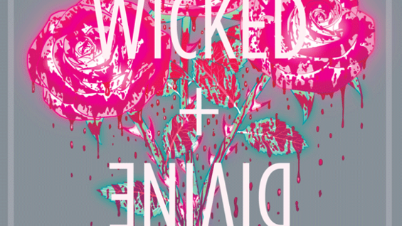 "Beliebt: ""The Wicked & The Divine""."