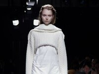Tokio Fashion Week: Strickwaren aus dem Tintenstrahldrucker