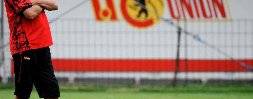 Trainingsauftakt 1. FC Union Berlin