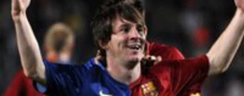 Umjubelter Held in Barcelona: Lionel Messi
