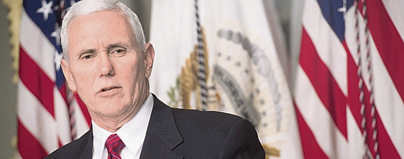 US-Vize Mike Pence wird am Samstag in München reden.
