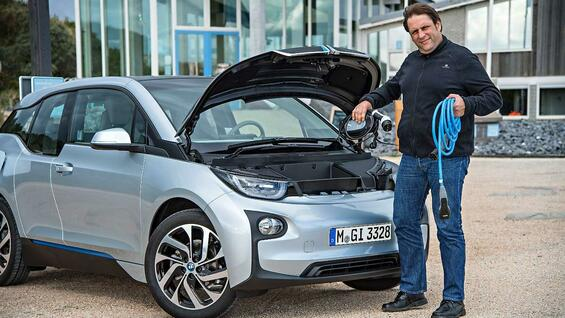 fahrbericht bmw i3 gekommen um zu stromern. Black Bedroom Furniture Sets. Home Design Ideas