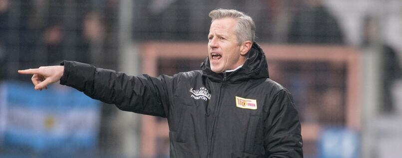 Out at Union: Coach Jens Keller here in the 1: 2 defeat in Bochum on Sunday