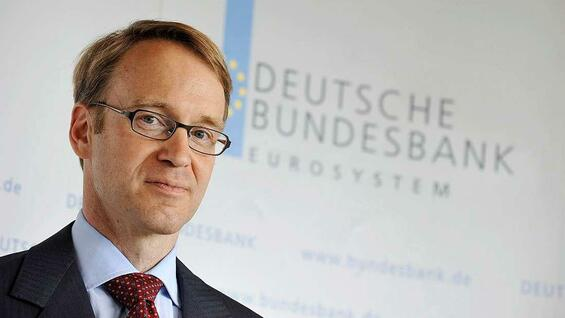 Bundesbank-Chef Weidmann