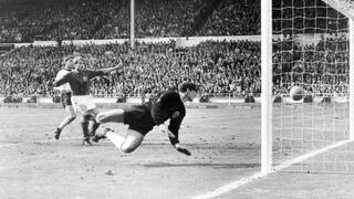 The Wembley goal has triggered a 50-year controversy between England and Germany.