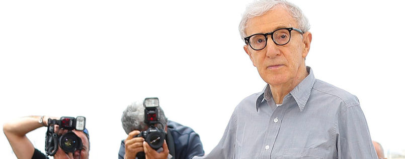 US-Regisseur Woody Allen 2016 in Cannes.
