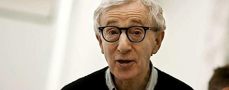 Der New Yorker Filmemacher Woody Allen.