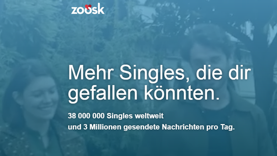 Bester Senior Dating-Service