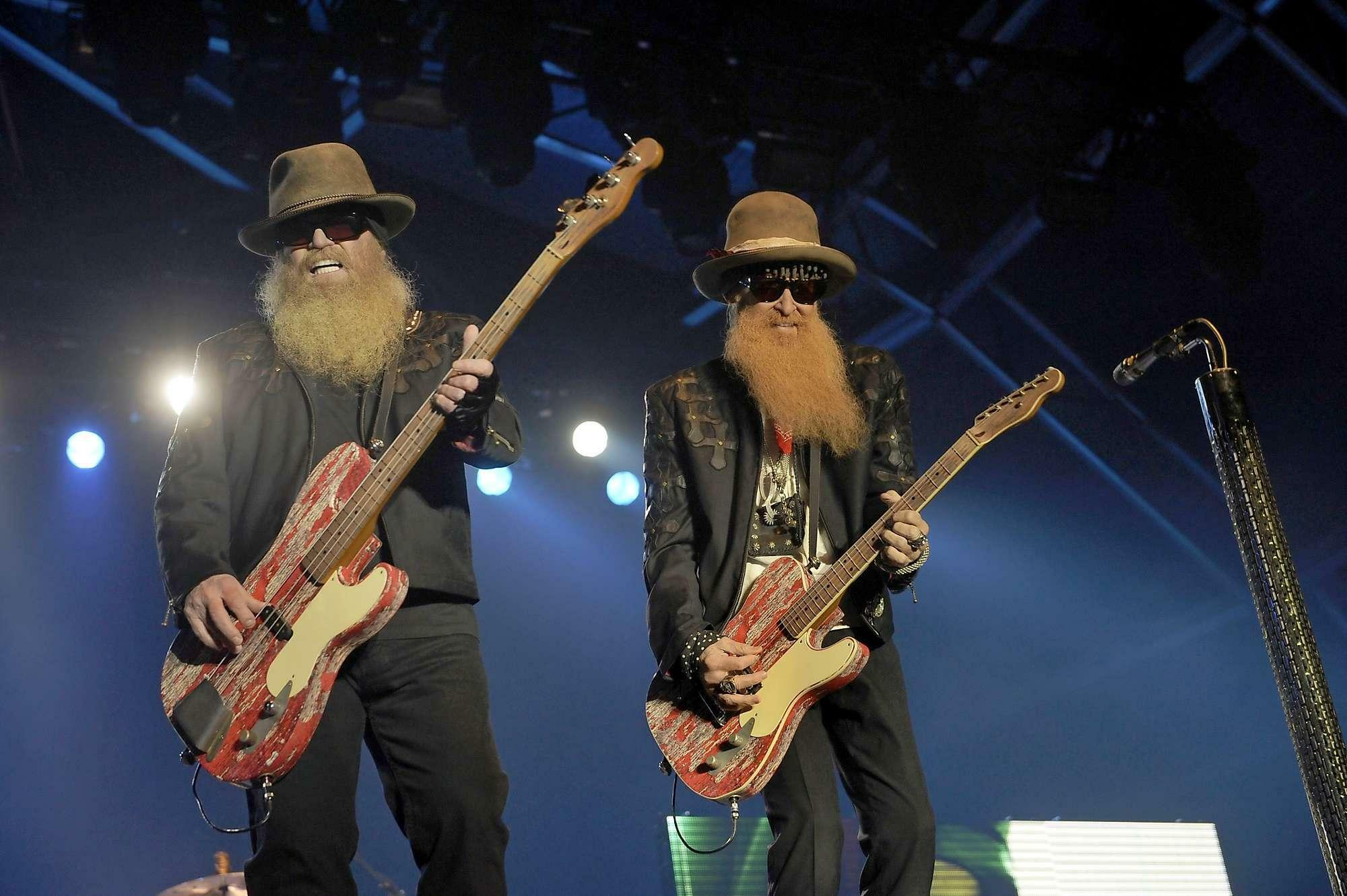 zz top live in berlin die wucht des hypnotischen h mmerns. Black Bedroom Furniture Sets. Home Design Ideas